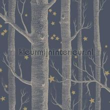 Woods & Stars papier peint Cole and Son Wallpaper creations
