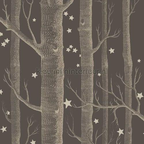 Woods & Stars papel pintado 103-11053 Bebés - Niños Cole and Son