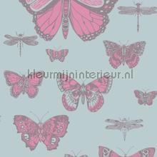 Butterflies & Dragonflies tapeten Cole and Son Wallpaper creations