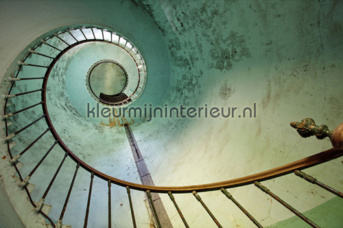 Spiral Staircase fotobehang 470-285 XXL Wallpaper 2 AS Creation