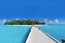 Footbridge To The Island fotomurali AS Creation XXL Wallpaper 2 470-331