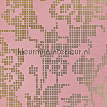 Graphic luxury flowers tapet Eijffinger Yasmin 341742