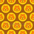 Yellow Book behang