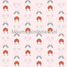 Zofka pink tapeten Lavmi Yellow Book 162101