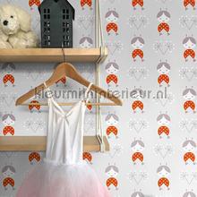 Zofka grey behang Lavmi Baby Peuter