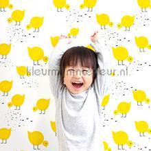 Juli yellow tapeten Lavmi Yellow Book 162201