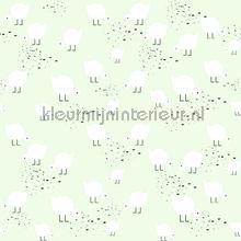 Juli green tapeten Lavmi Yellow Book 162202