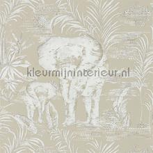 Kinabalu Linen carta da parati Harlequin Zapara 111776