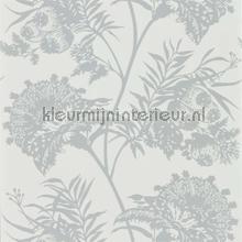 Bavero Shimmer Silver carta da parati Harlequin Zapara 111778