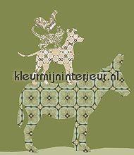 Bremer set rechts behang Inke Inke behangbeesten