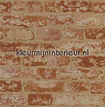 Bricks behang York Wallcoverings Stenen