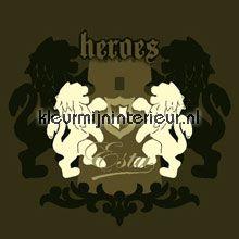 Heroes behang Esta for Kids behang