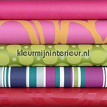 Knutselpakket kleurrijk tapet Kleurmijninterieur wallpaperkit