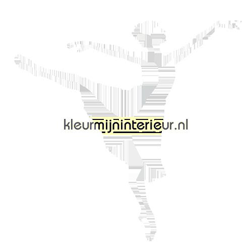 Ballerina interieurstickers LaLien meisjes