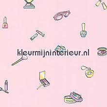 Make-up papel pintado Eijffinger Wallpaper creations