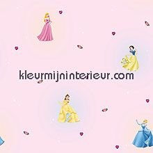Prinses behang Decofun behang