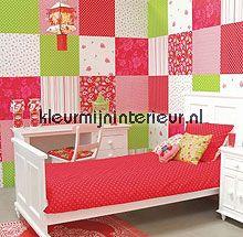 behang patchwork
