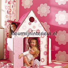 Big flower papel de parede Esta for Kids sale wallcovering