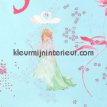 Vintage look sprookjesboek papel de parede Onszelf sale wallcovering