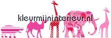 animals - pink behaang Esta for Kids Jimbo 155802