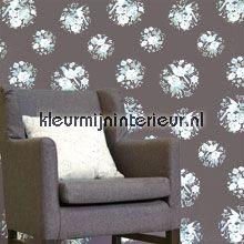Bouquet behang Esta home romantisch modern