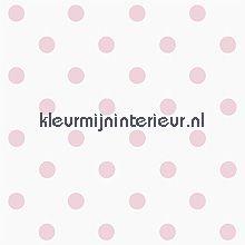 pip pink dots behang Eijffinger PiP Wallpaper 386053