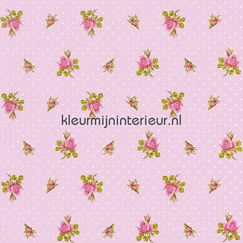Eijffinger Pip Behang.Pip Behang Pink Roses 386022 Behang Pip Wallpaper Eijffinger