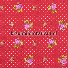 pip behang red roses fotobehang Eijffinger PiP Wallpaper 386023