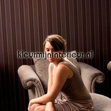 Bouquet stripe behang Esta home strepen