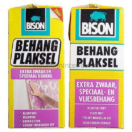 Bison extra zwaar,ook voor vlies papier peint Bison paars - zwaar colle papiers peints