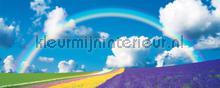 106966 fototapeten Kleurmijninterieur weltraum