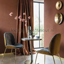 Rhodium Rouille tapet Casamance Alliages 75020916