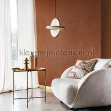 Platinum Orange brulee tapet Casamance Alliages 75072550