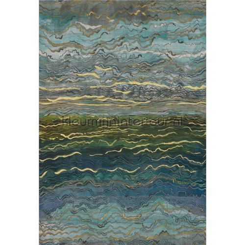 Azurite bleu fotomurales 75064090 Moderno - Abstracto Casamance