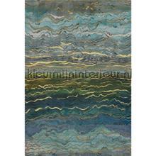 Azurite bleu fotomurali Casamance Alliages 75064090
