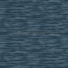 Horizontale toetsen behang oudblauw tapet Kleurmijninterieur Vintage Gamle