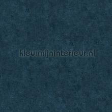 Gewolkte semi uni donkerblauw papel pintado Kleurmijninterieur rayas