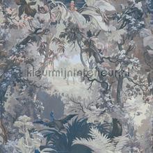 landscape wallpaper nostalgisch tapet Kleurmijninterieur All-images