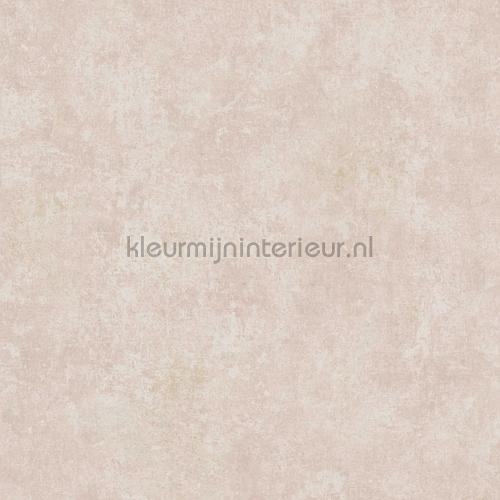 gewolkte semi uni  licht roze tapeten kmi819 Cottage englisch Kleurmijninterieur