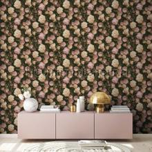 Bloemen bouquet papier peint Kleurmijninterieur papier peint Top 15