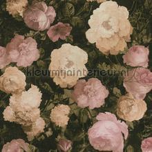 Bloemen bouquet tapet Kleurmijninterieur alle billeder
