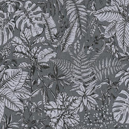 fern and leaves behang kmi861 bladmotief Kleurmijninterieur