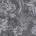 fern and leaves behang bladmotief Stijlen