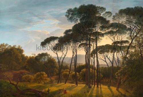 Italian landscape fotomurales DD118818 ambiente Kleurmijninterieur