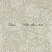 Double bough pewter wallcovering Morris and Co Vintage- Old wallpaper