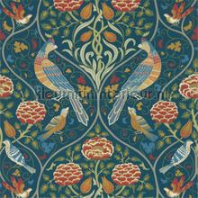 Seasons by may indigo tapeten Morris and Co weltraum