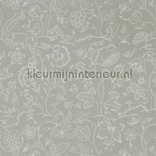 Middlemore linen chalk papel pintado Morris and Co Vendimia Viejo
