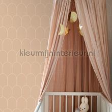 Artdeco boog ritme nude wallcovering Esta home Wallpaper creations