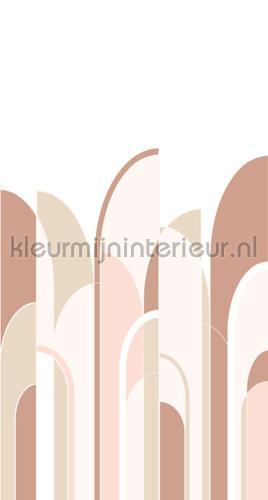 Artdeco halve bogen XL fotomurales 156-158959 Gráfico - Abstracto Esta home