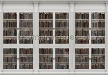 Chique library papier murales Kleurmijninterieur tout images